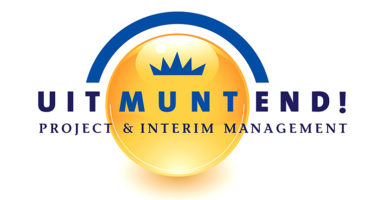 Uitmuntend Management Logo